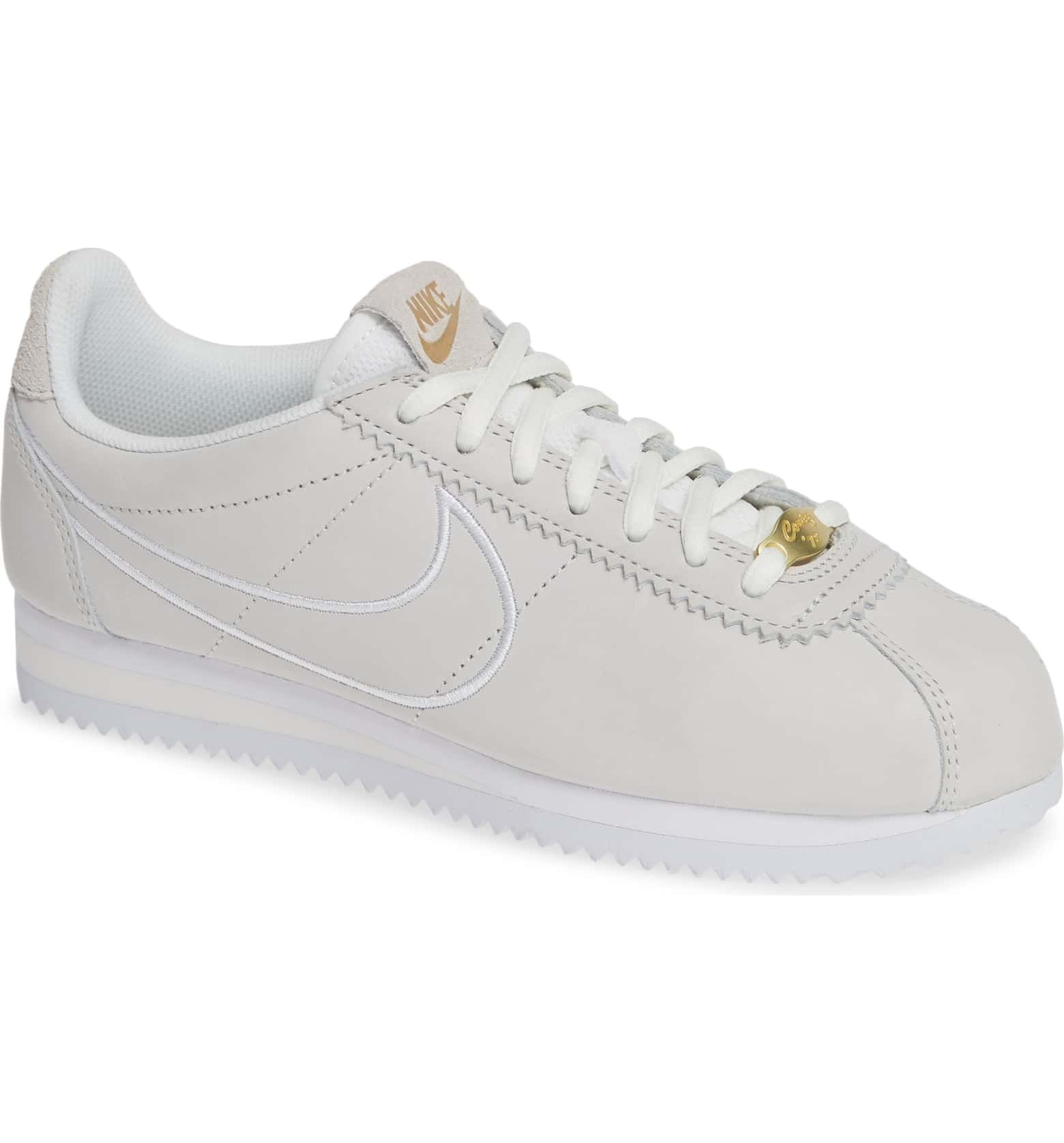 sports shoes 3355e 98be4 Classic Cortez Sneaker, Main, color, WHITE  PHANTOM  WHITE  GOLD