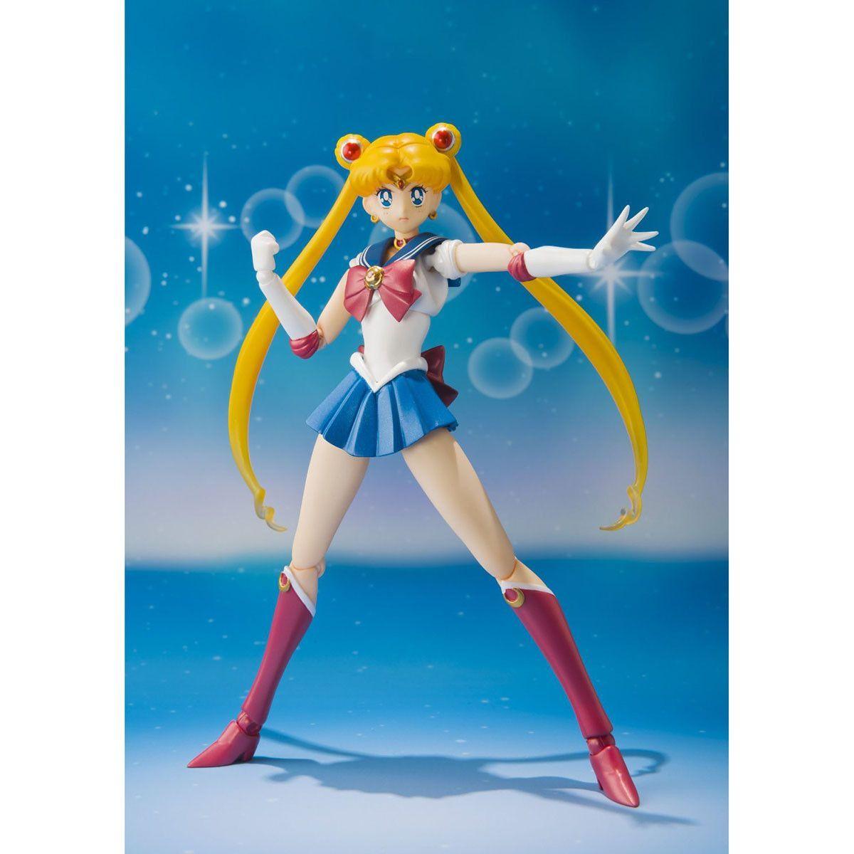 Figuarts Sailor Jupiter VERSIONE JAPAN BANDAI S.H