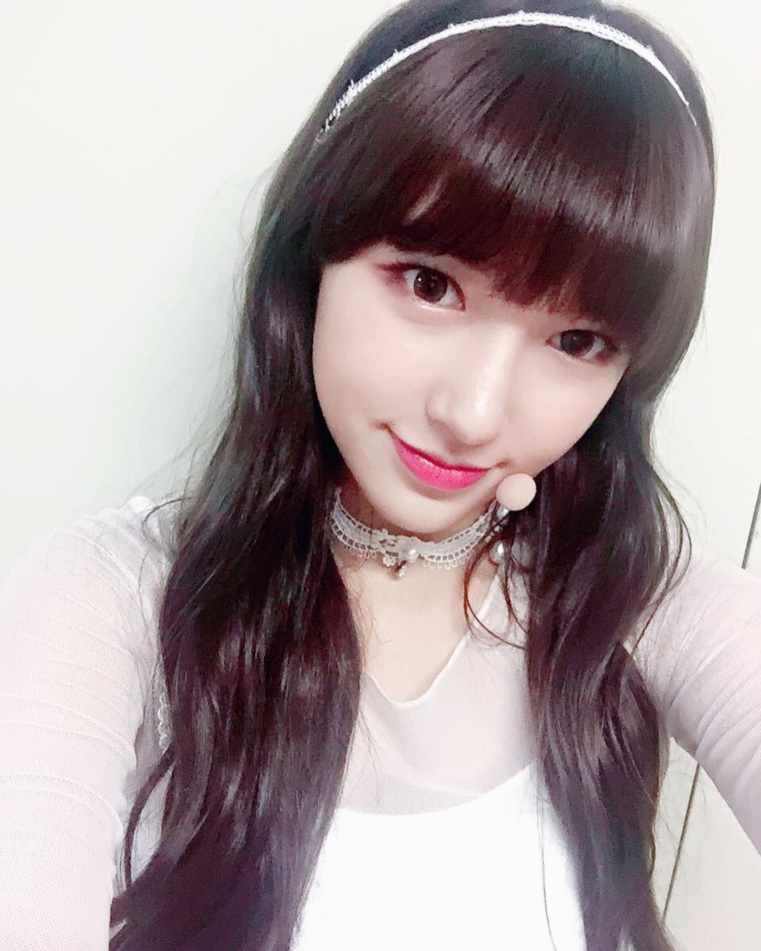오늘도 컴백무대 잘 끝났어요~~~!! 어땠어요?😀 #우주스타그램 #우주소녀 #성소 #비밀이야