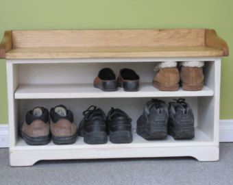 Foyer Bench Shoes : Smart foyer bench with shoe storage u stabbedinback