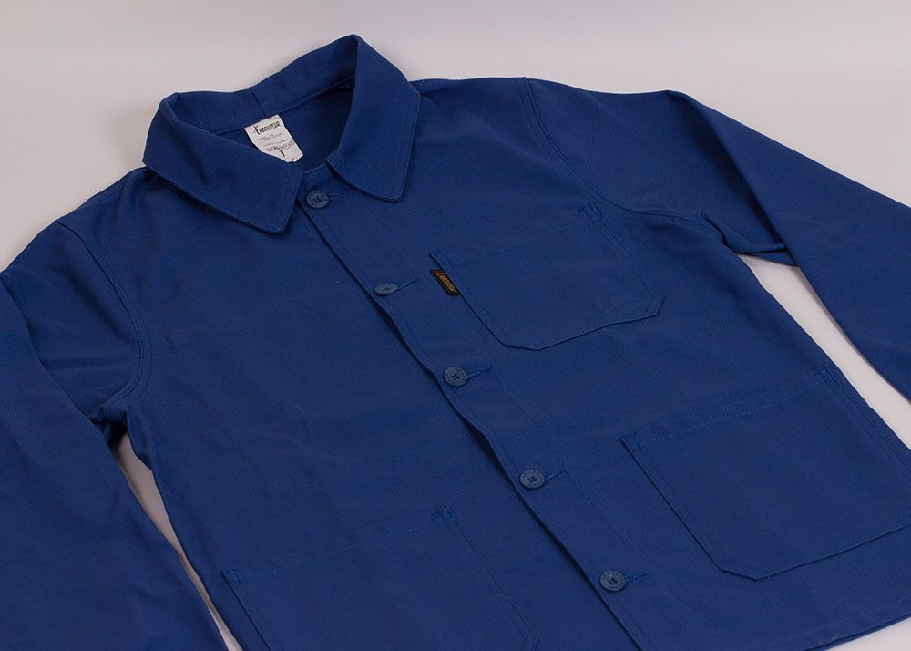 Cotton Drill Work Jacket Bugatti | Work jackets