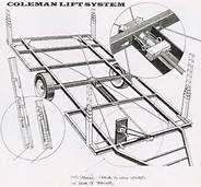 coleman pop up cable replacement bing images pup camper rh pinterest com