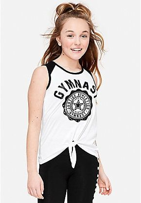 tween girls' activewear athletic wear  workout clothes
