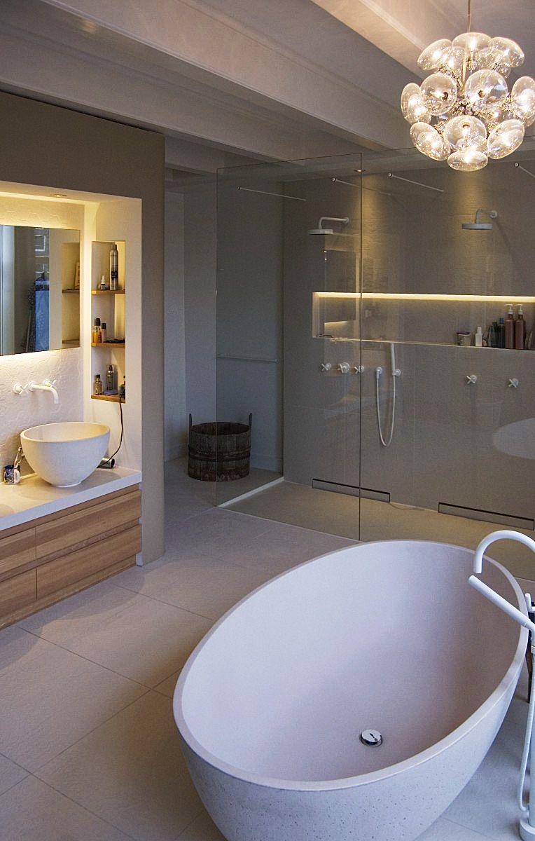 Master bedroom bathroom layout  Verrassend herenhuis Bekijk het hele project en vind meer
