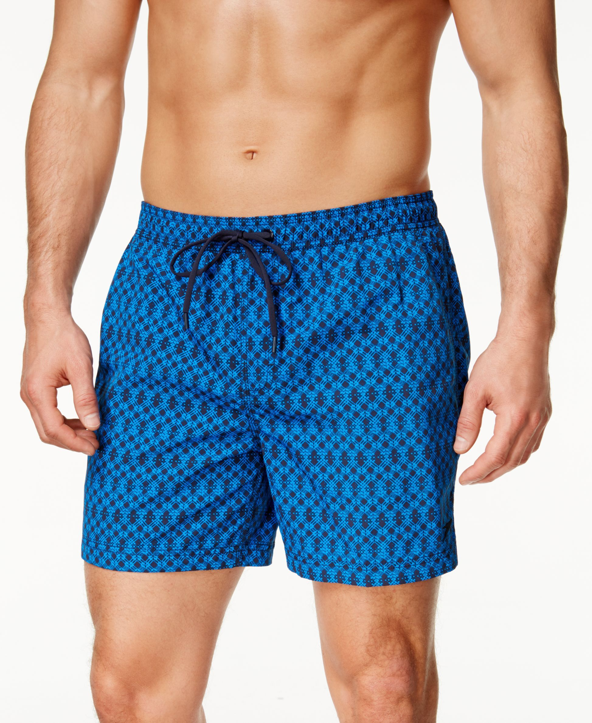 cbd2fcca78 Speedo Men's Meshed Up Volley Swim Trunks, 5