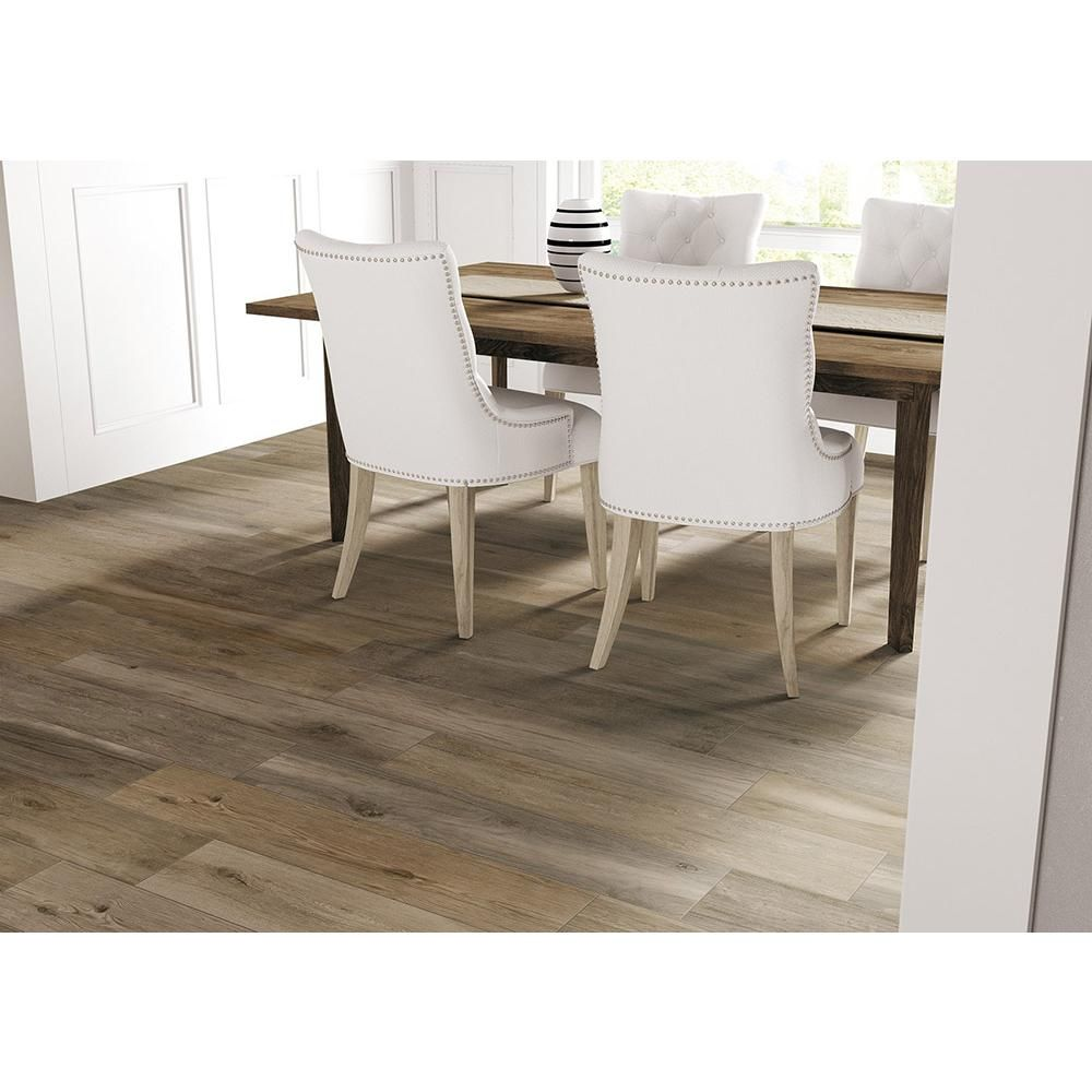 Corso Italia Selva Ash 8 In X 40 In Porcelain Floor And Wall Tile 12 92 Sq Ft Case 610010002200 The Home Depot Porcelain Flooring Floor And Wall Tile Flooring