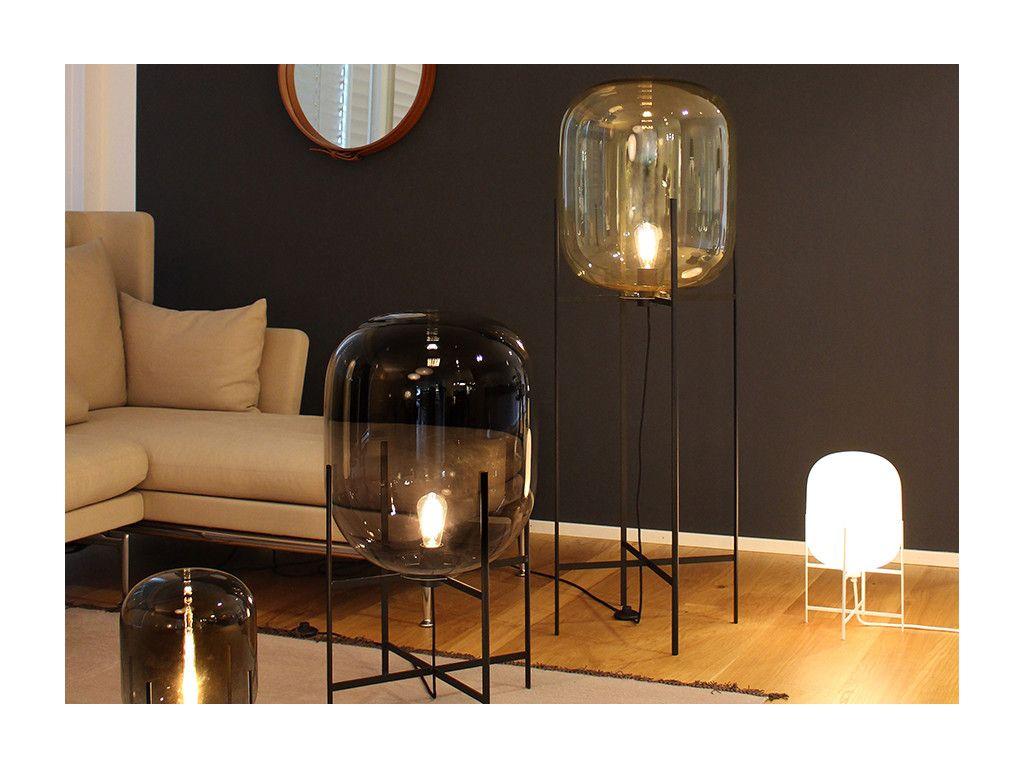 Oda Big Black Floor Lamp Black Table Lamps Oda Table Lamp