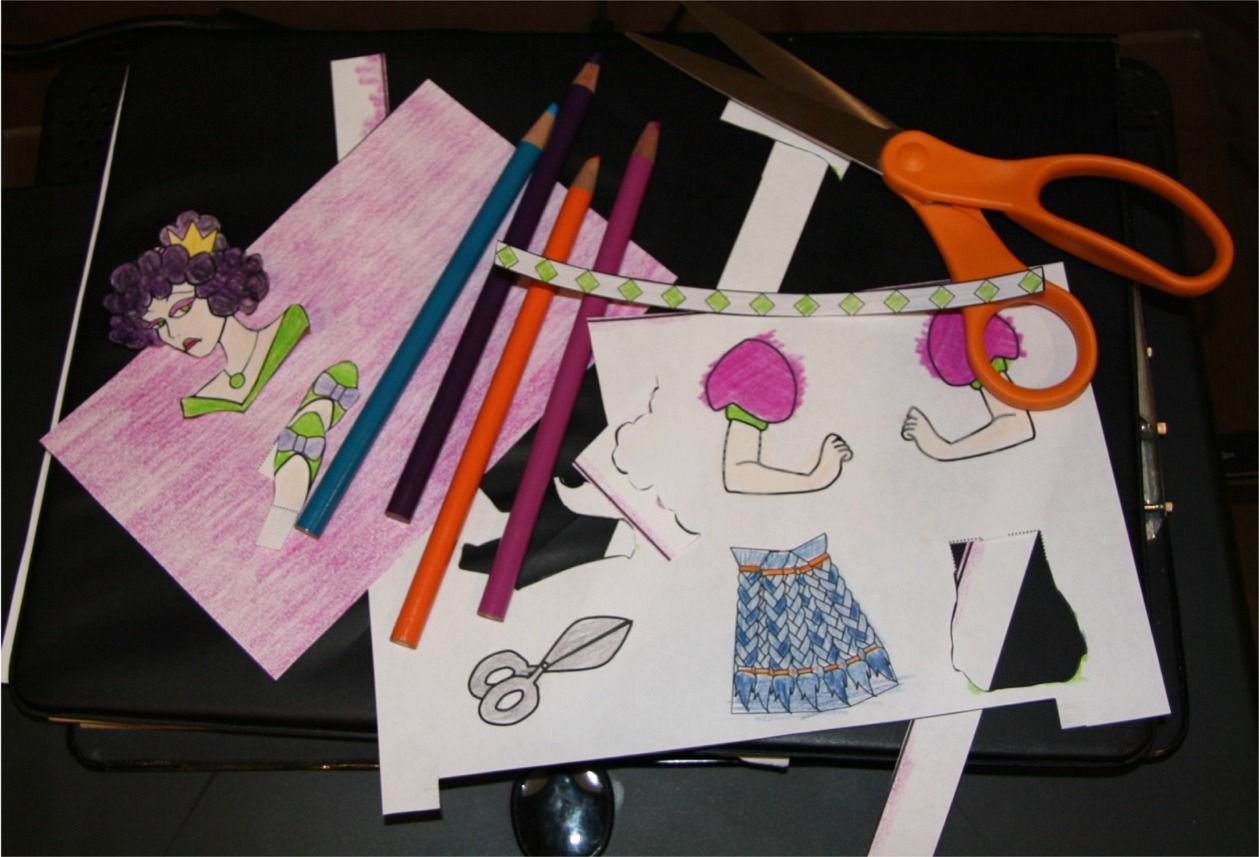 Samson And Delilah Crafts With Images