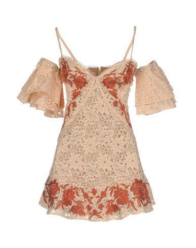 FOR LOVE & LEMONS Evening dress - Dresses | YOOX.COM