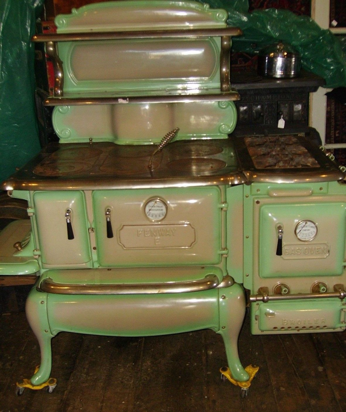 kitchen cook stoves designer software fenway wood and gas burning stove has the