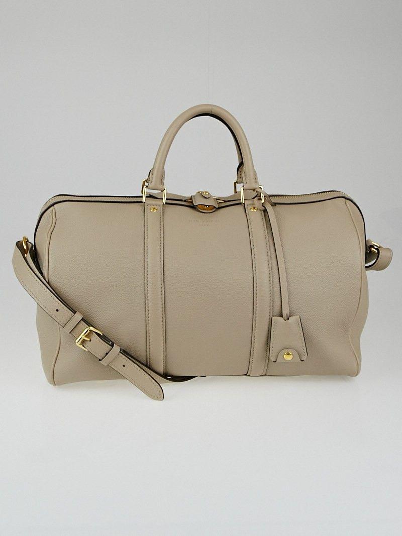 612ff4c3e826 Louis Vuitton Galet Calf Leather Sofia Coppola MM Bag