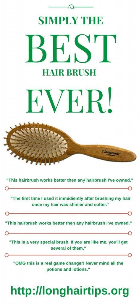 SIMPLY THE BEST HAIR BRUSH