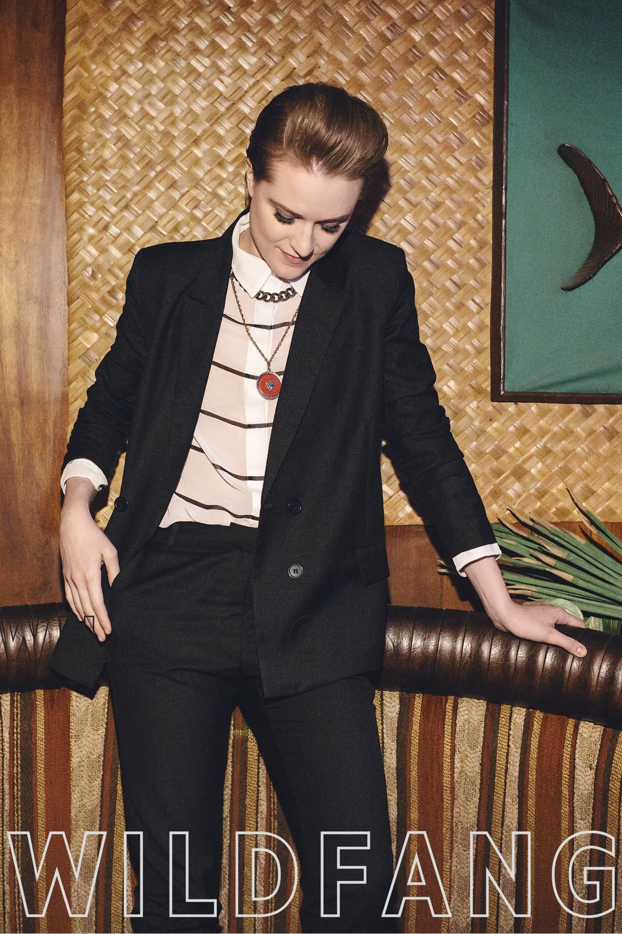 Exclusive: Evan Rachel Wood on Mastering the Tomboy Look foto