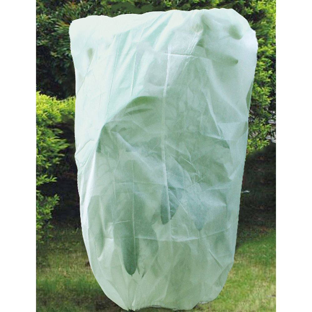 1 5 Oz Fabric Plant Cover For Winter Thick Plant Protector Bags Frost Protection Plant Protection Plant Covers How To Grow Taller