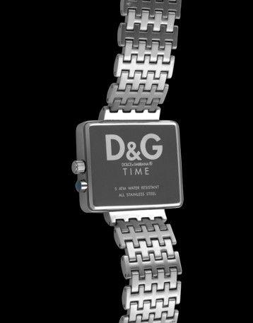 reloj carta de ajuste acero