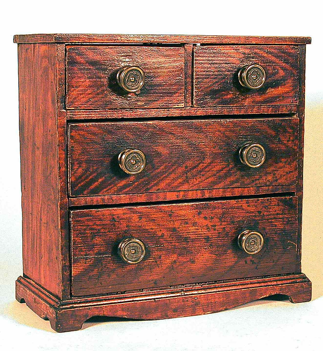 Very Small Chest of Drawers