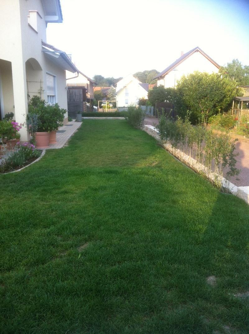 10 Gartengestaltung L Form Farm Sidewalk Garten