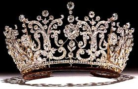 Which royal family has the most expensive tiaras