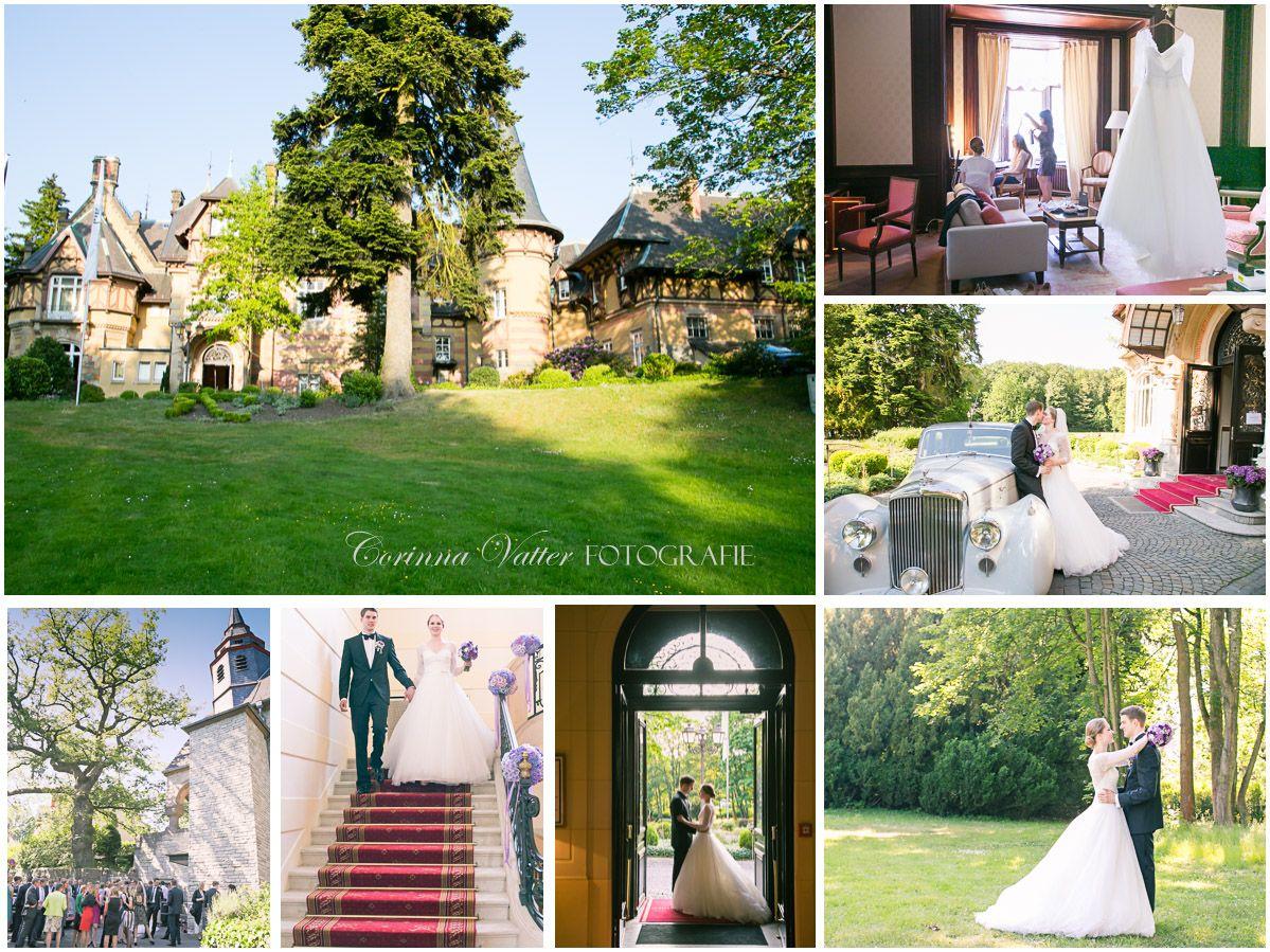 Hochzeitsfotograf in der Villa Rothschild Kempinski in Knigstein im Taunus Hessen  Hochzeit