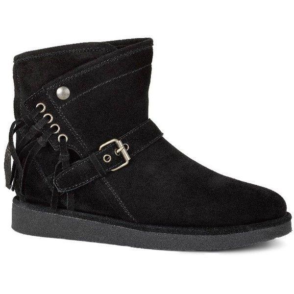 Ugg Australia Karisa Ankle Boots Color Black  Women