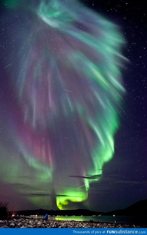 Northern lights #Aurora #Borealis | From @GuessQuest collection