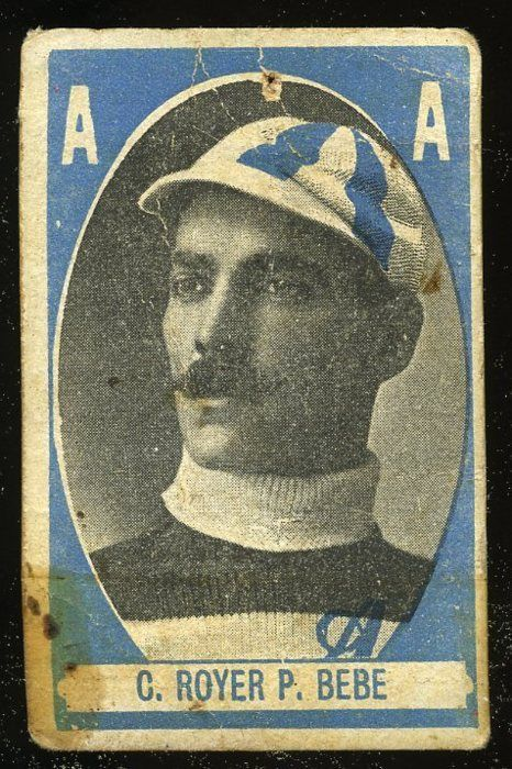 Elected to the Cuban Baseball Hall of Fame in 1939, Royer played for Habana, Habanista, Cuba, Cubano, Almendares and Fe during 18 seasons from 1890-1911.