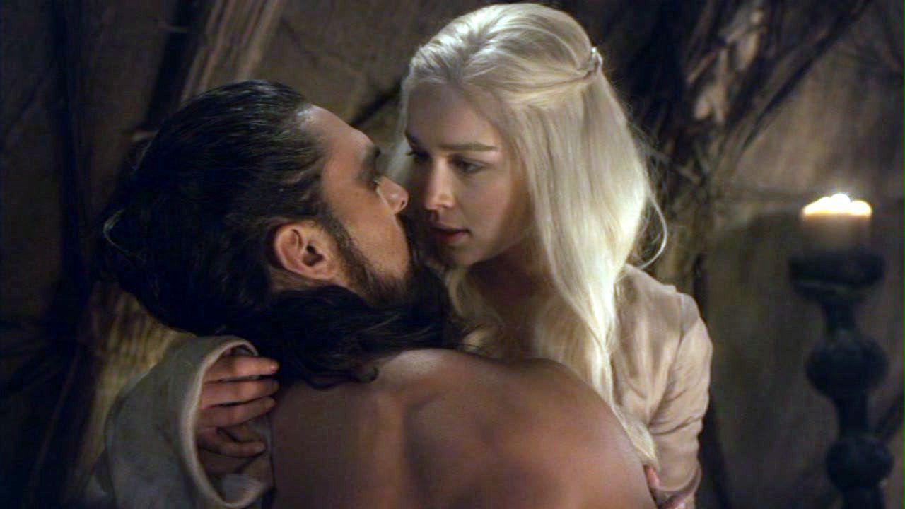 Daenerys targaryen and khal drogo wallpaper daenerys targaryen wedding - Daenerys And Khal Drogo Game Of Thrones