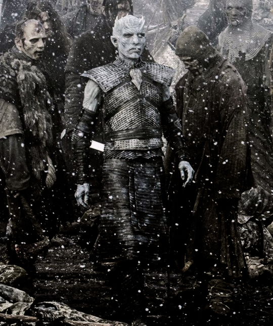 "Game Of Thrones, 5x08, ""Hardhome"""