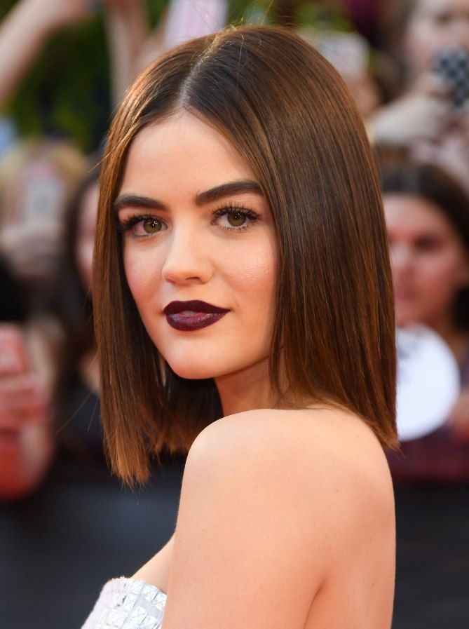 Heres Every Single Hair Color Lucy Hale Has Worn Celebrity