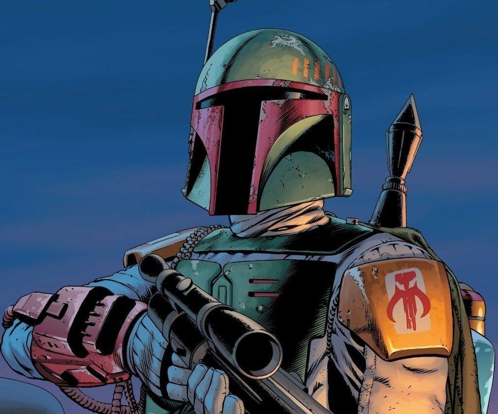 Boba fett, star wars, comics, soldier wallpaper   Star Wars ...