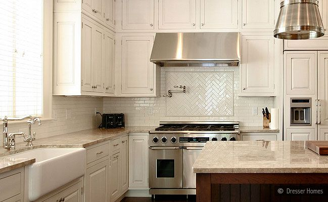 Choose The Right Countertop Material Home Kitchens Kitchen