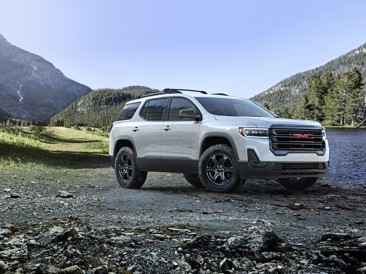 2020 Gmc Acadia First Look Suvs Small Mid Size Full Size New Engine Acadia Denali Offroad