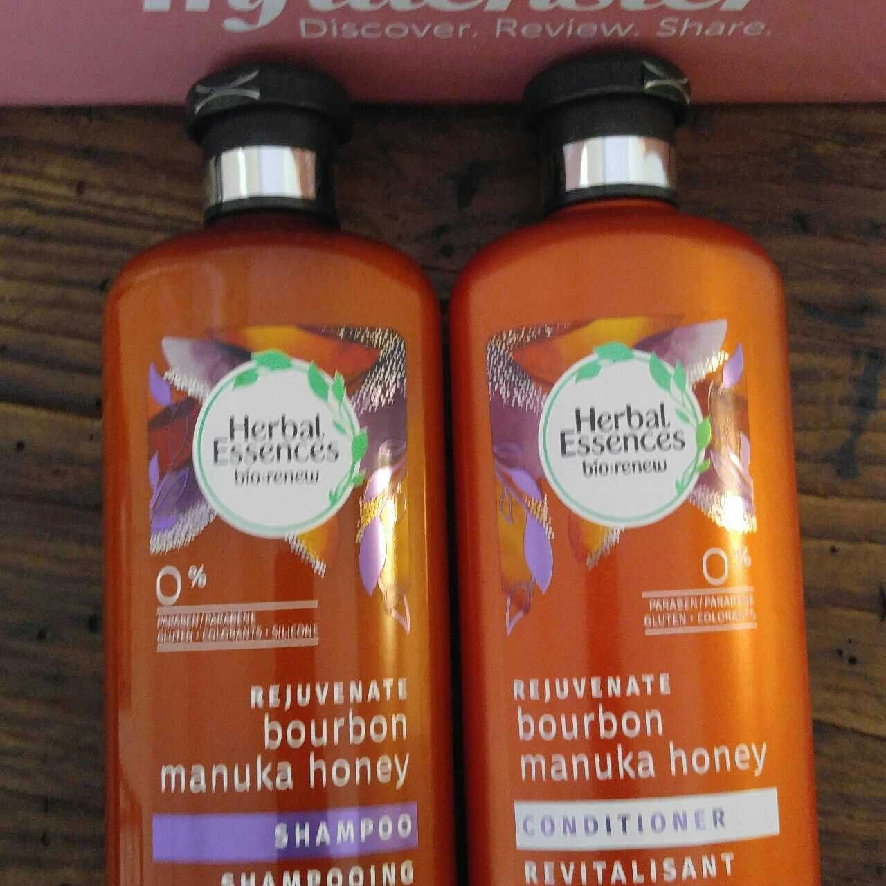 I received the Herbal Essences bíorenew Rejuvenate