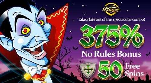 club world casino no rules bonus