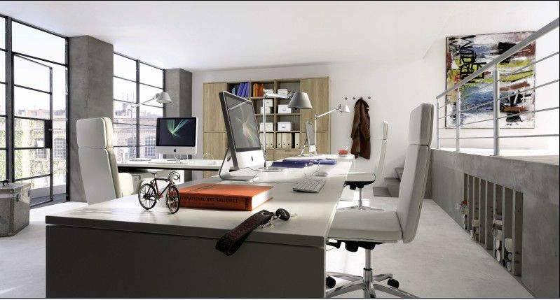 Dream homes need a nice home office - need to get work done to afford them! & Home Office Furniture by Hulsta | Dream Home Elements | Pinterest ...