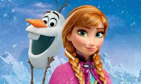 "Disney Thaws Out 4 ""Frozen"" Character Posters ~ The Fanboy SEO"