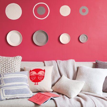 farben f r die wand expertentipps zur gestaltung tapeten wandfarben pinterest w nde. Black Bedroom Furniture Sets. Home Design Ideas