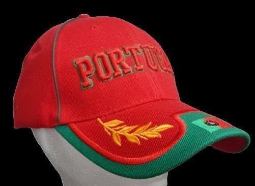 d24db51b31a Portugal Country Flag Sports Soccer Team Baseball Cap Hat Casquette Chapeau   portugal  portuguese  portugalcap  portugalhat  portugalflagcap ...