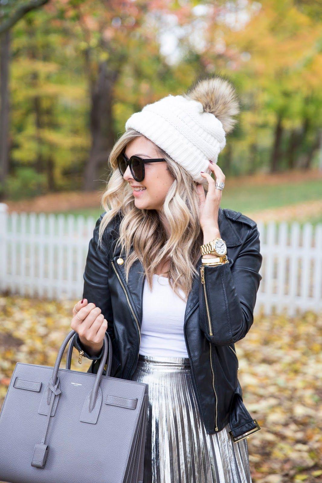 Torontobased fashion and lifestyle blogger Krystin writes about