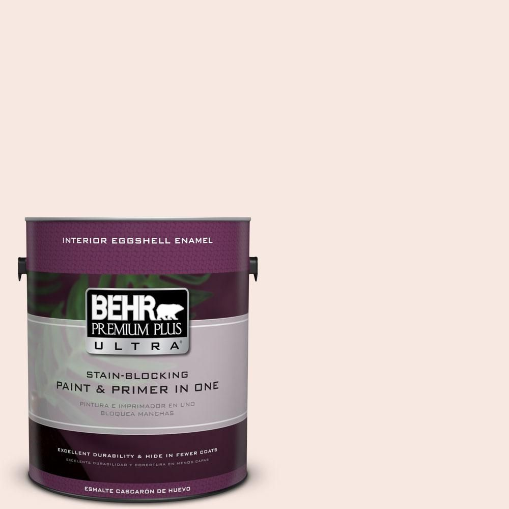 BEHR Premium Plus Ultra 1-gal. #ppl-71 Silk Elegance Eggshell Enamel Interior Paint