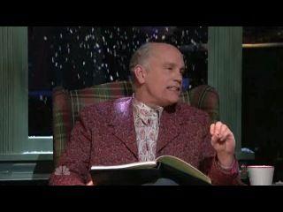 snl john malkovich reads twas the night before christmas - John Malkovich Snl Christmas