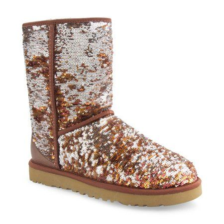 cheap sequin uggs