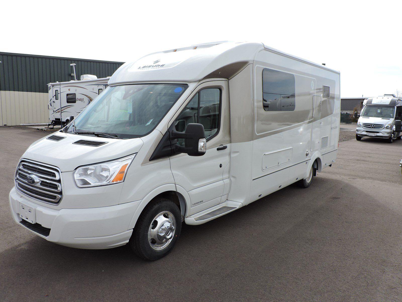 2019 Leisure Travel Vans Wonder W24ftb Colo Springs Co 2531 New Used Rvs For Sale In Las Vegas Nv Roadtrek Leisure Travel Vans Dynamax And More