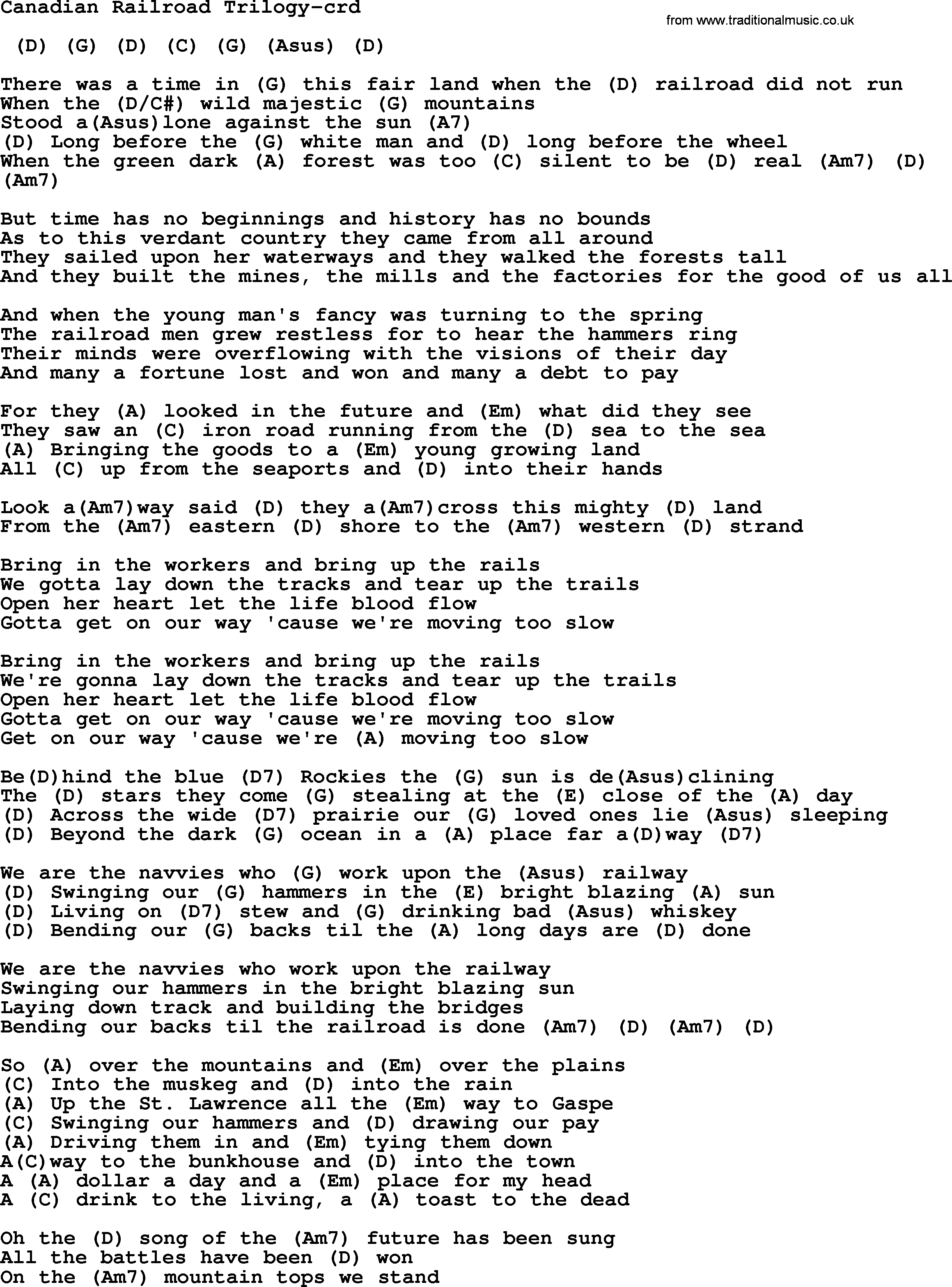Music Song Yosemite Sheet