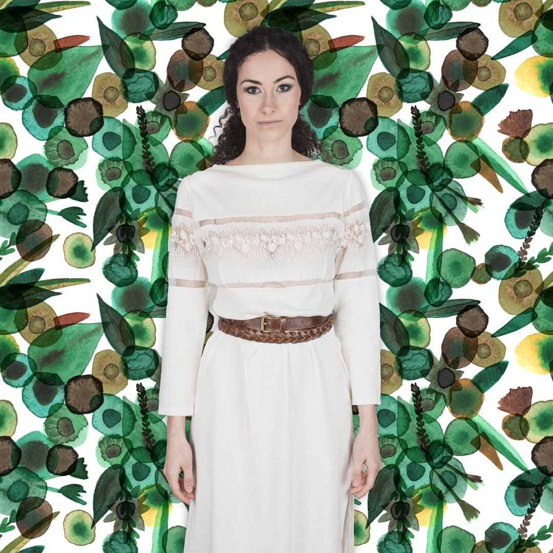 Stylist: Ella y su máquina de coser Photography: Media Lait ...