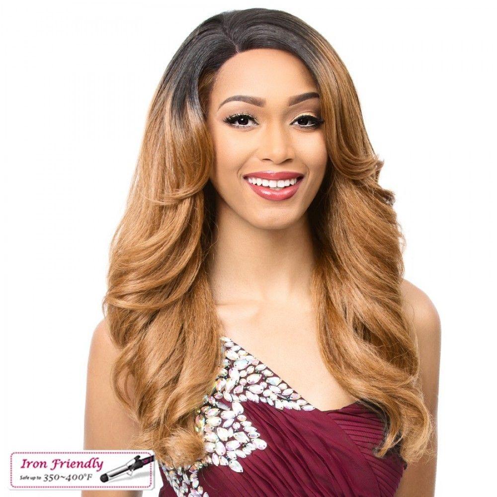 It's A Wig! Lace Front Wig – Montessa | COLOR: TT30