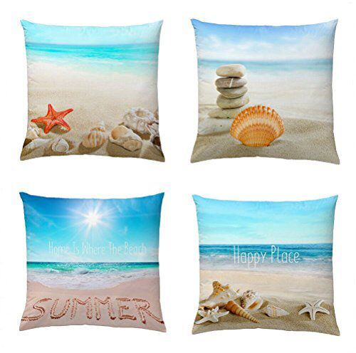 4 standard couch pillow cases