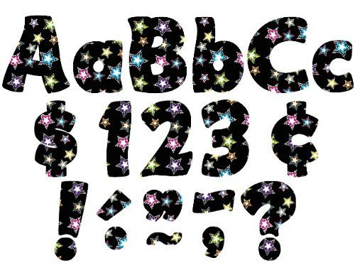 Teacher Created Resources Fancy Stars Funtastic Font 4-Inch Letters Combo Pack (5374) Teacher Created Resources,http://www.amazon.com/dp/B00B2I90Y6/ref=cm_sw_r_pi_dp_Ludytb14HSV2Y16A
