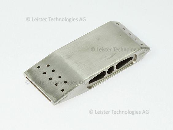 Nozzle Leister Leisterfabrication Weldingnozzle 30mm Forwedge Plastic Welding Nozzle Nozzles