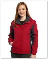 As Low As $60.74 > Port Authority L309 Ladies Dry Shell Jacket - Available Colors:3, Size Range:XS - 4XL